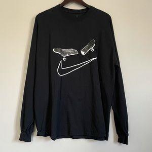TRAVIS SCOTT CACTUS JACK Nike Long Sleeve XLarge